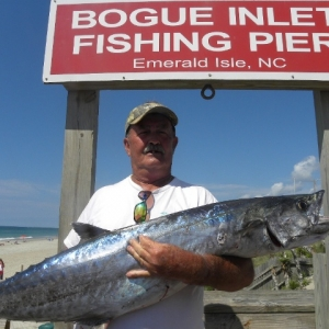 JOE COATS 32lb Kingfish